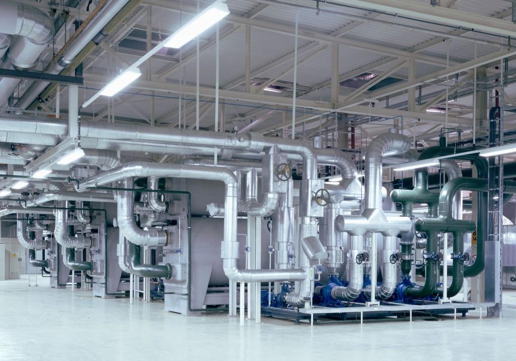 GMP ventilation, HVAC